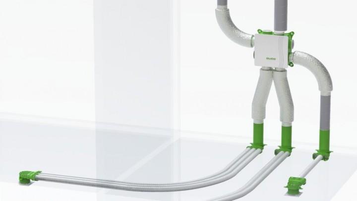 Luchtkanalensysteem DucoFlex maakt van Duco totaalaanbieder ventilatie