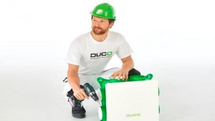 Hoe de Duco Start-Up Service de installateur ontlast