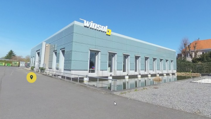 Welkom in de virtuele showroom van Winsol
