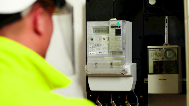 Smart meters in België