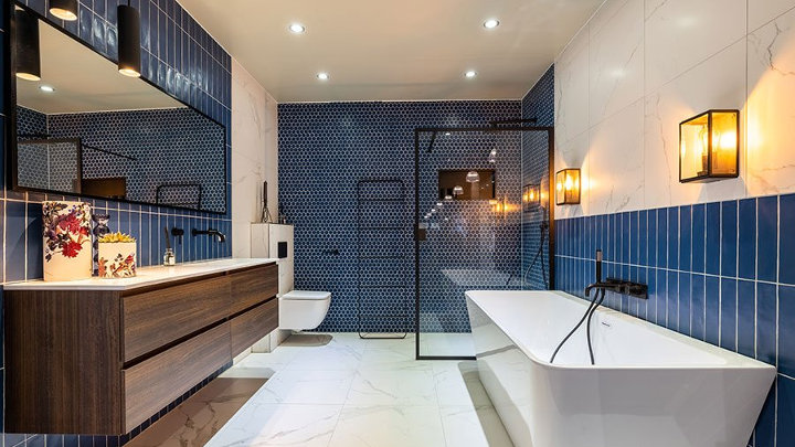 4 Tips om energie te besparen in badkamers