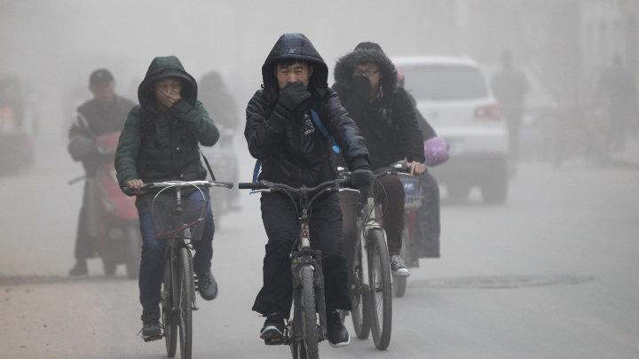 China wil energieverbruik en vervuiling terugdringen