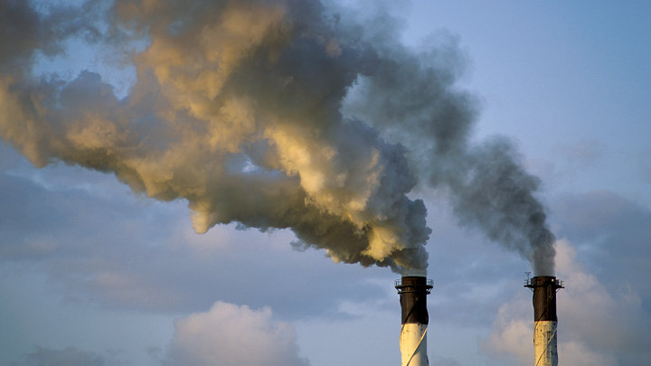 CO<sub>2</sub> emissie in de USA nu al op levels van 1990