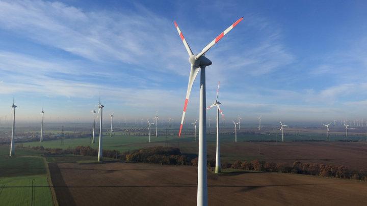 Duitse productie van alternatieve energie op recordhoogte