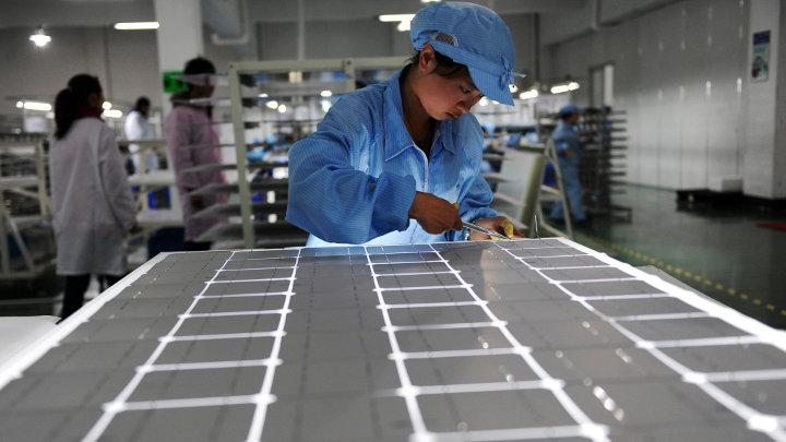 Europese Unie start onderzoek naar import Chinese zonnepanelen