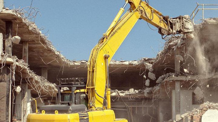 Goed gebouw afbreken is een ecologische misdaad