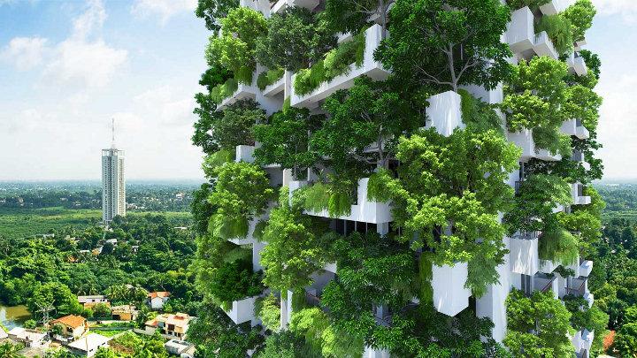 Is groene hoogbouw toch niet de oplossing?