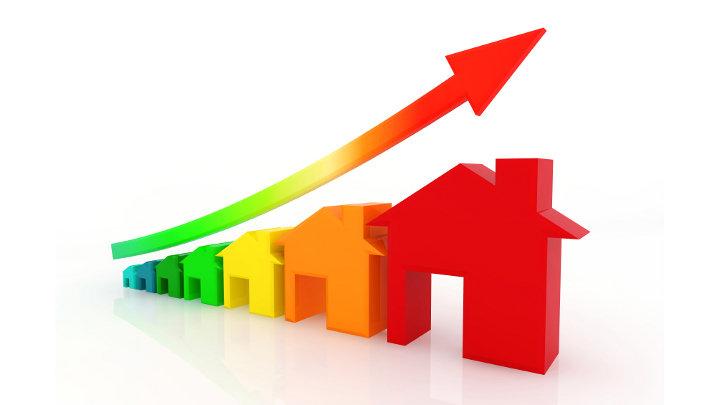 Huizen in Belgi? 55% overgewaardeerd