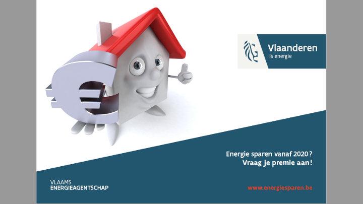 Maak gebruik van de Vlaamse energiepremies