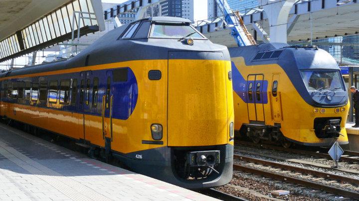 Nederlandse treinen rijden 100% op groene energie