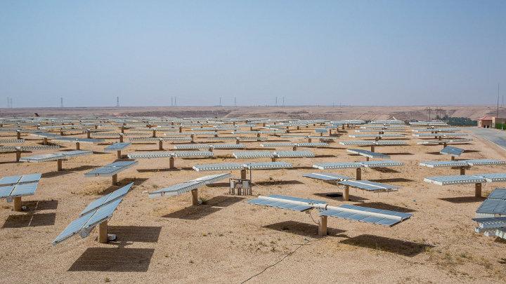 Saudi Arabië wil voor 100% omschakelen naar hernieuwbare energie