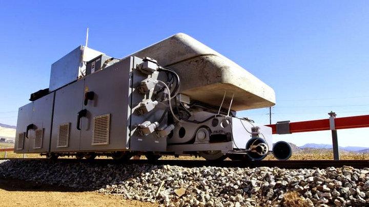 Treinwagons als energieopslag
