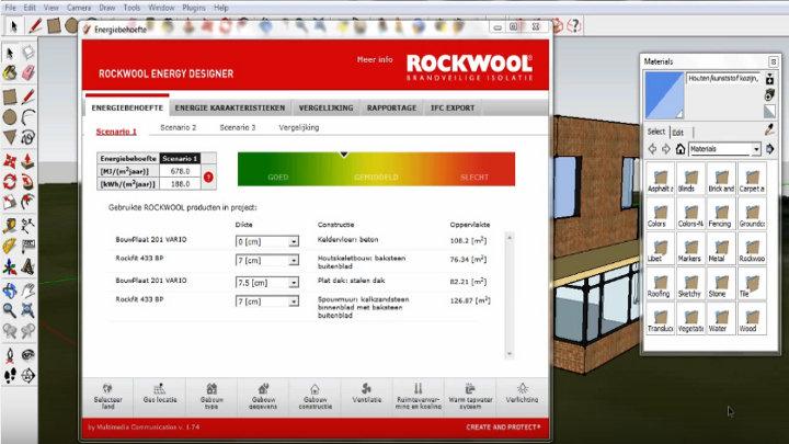 ROCKWOOL Energy Designer